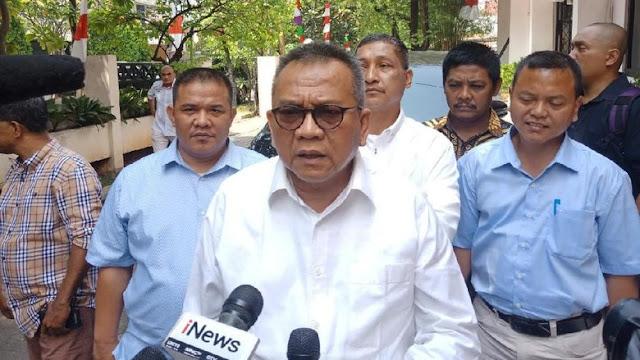 'Mesin' PKS DKI Terancam Mati untuk Prabowo, M Taufik: Emang Mobil!