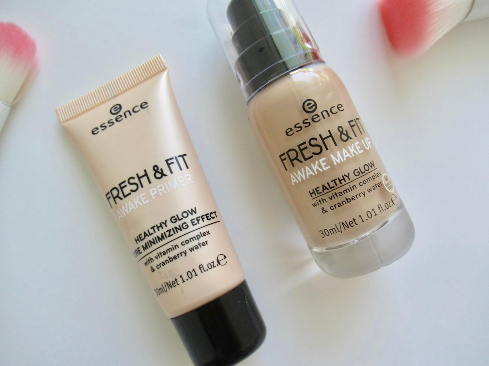 Resena Primer Y Base De Maquillaje Fresh Fit De Essence La