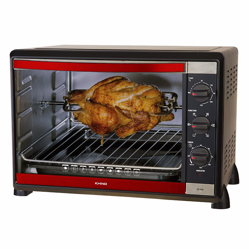 Related Post Khind Oven Toaster OT 52R :