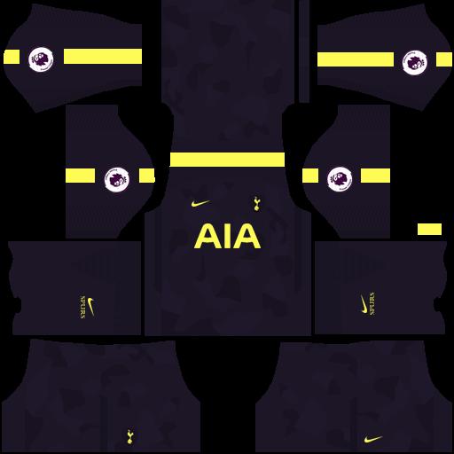 Tottenham logo fts 15 soccer