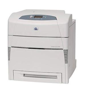 HP Color LaserJet 5550DN Driver Download