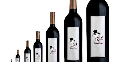 Beaux-Vins Quels sont les noms et tailles des bouteilles de vin ?