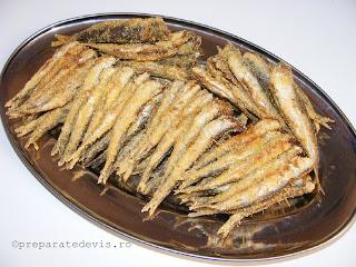 Peste prajit in crusta de malai retete culinare,