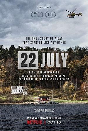 22 de Julho Torrent Download