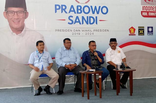 Muncul e-KTP WNA, Kubu Prabowo Bentuk Laskar Pencegahan Kecurangan Pilpres
