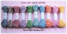Trendy Bakers Twine Starter Sampler