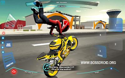 Stunt Bike Freestyle Mod v1.6 APK Terbaru