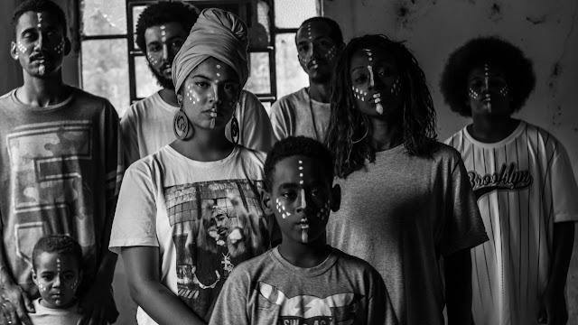 Zangbeto, o mais novo single de D.U.C.K, ganha produção audiovisual de Um Filme Preto.