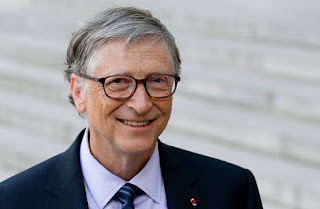 What are some interesting facts about Bill Gates?