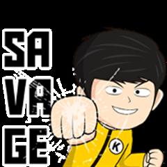Hero Kid : GGWP