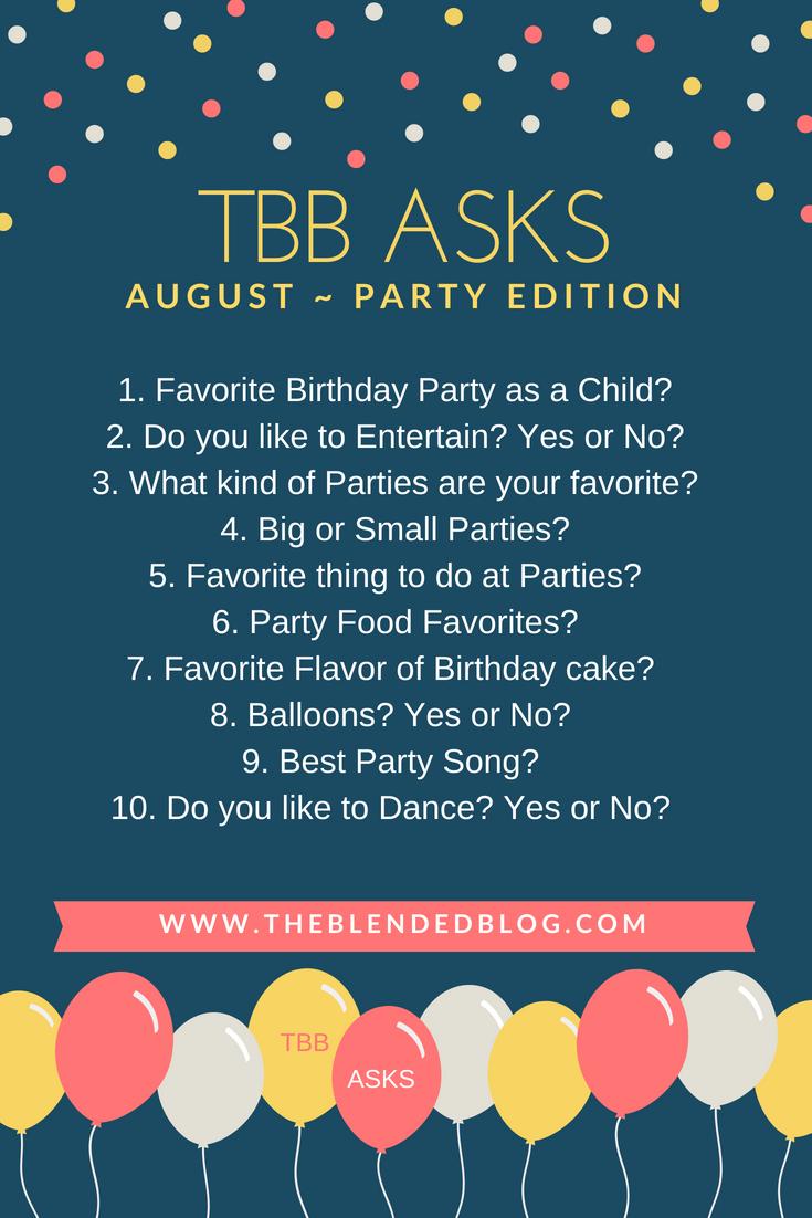 TBB Asks Party