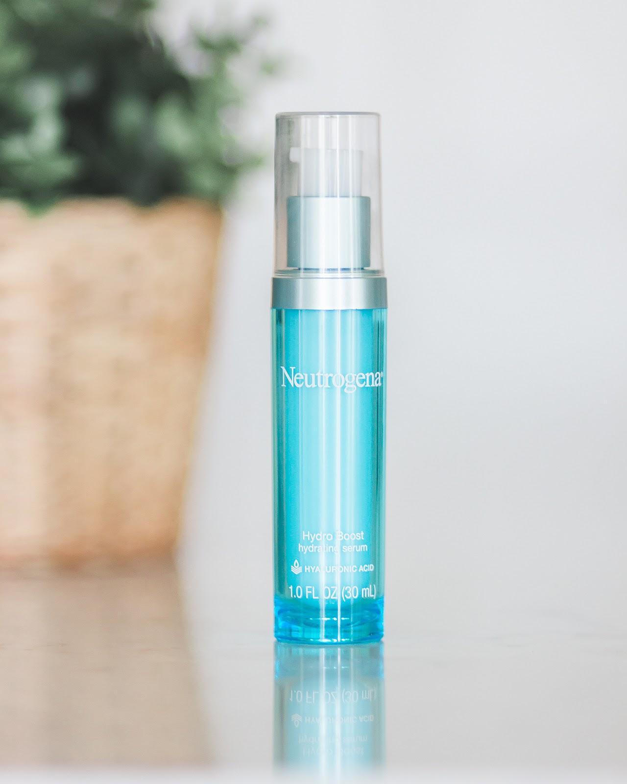 Neutrogena Hydro Boost Hydrating Serum Review