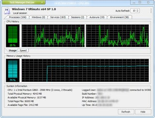 MiTeC Task Manager DeLuxe 2.24.0