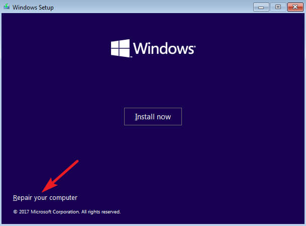 Menghapus Sistem Operasi Dual Boot di Windows - repair your computer
