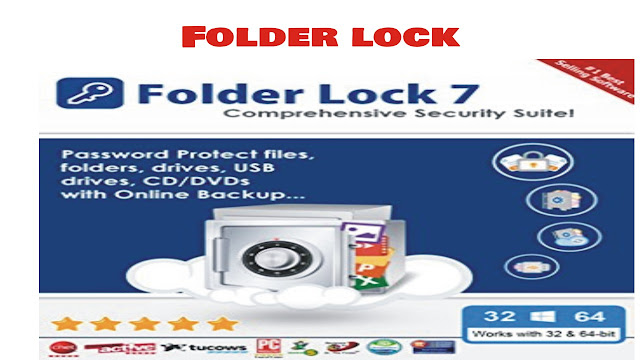 Lock Your Important Files and Folders With Folder Lock