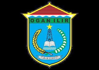 Kabupaten ogan ilir Logo Vector