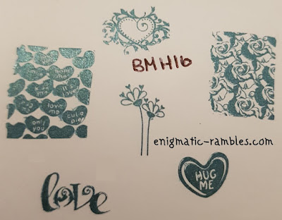 Stamping-Plate-Bundle-Monster-Holiday-Collection-H16-BMH16