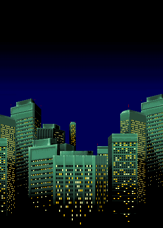 Sprite Fx Sprite Background City