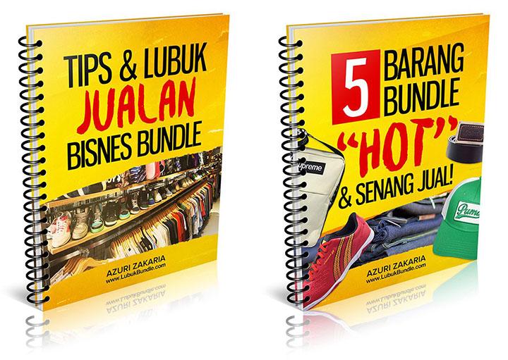 Tips Bisnes Bundle dan Produk Hot Senang Jual