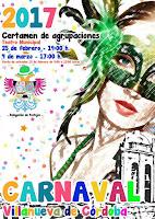Carnaval de Villanueva de Córdoba 2017 (Motivo no original)