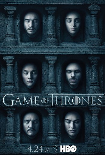 Download Game of Thrones S06E02 HDTV 720p 300MB