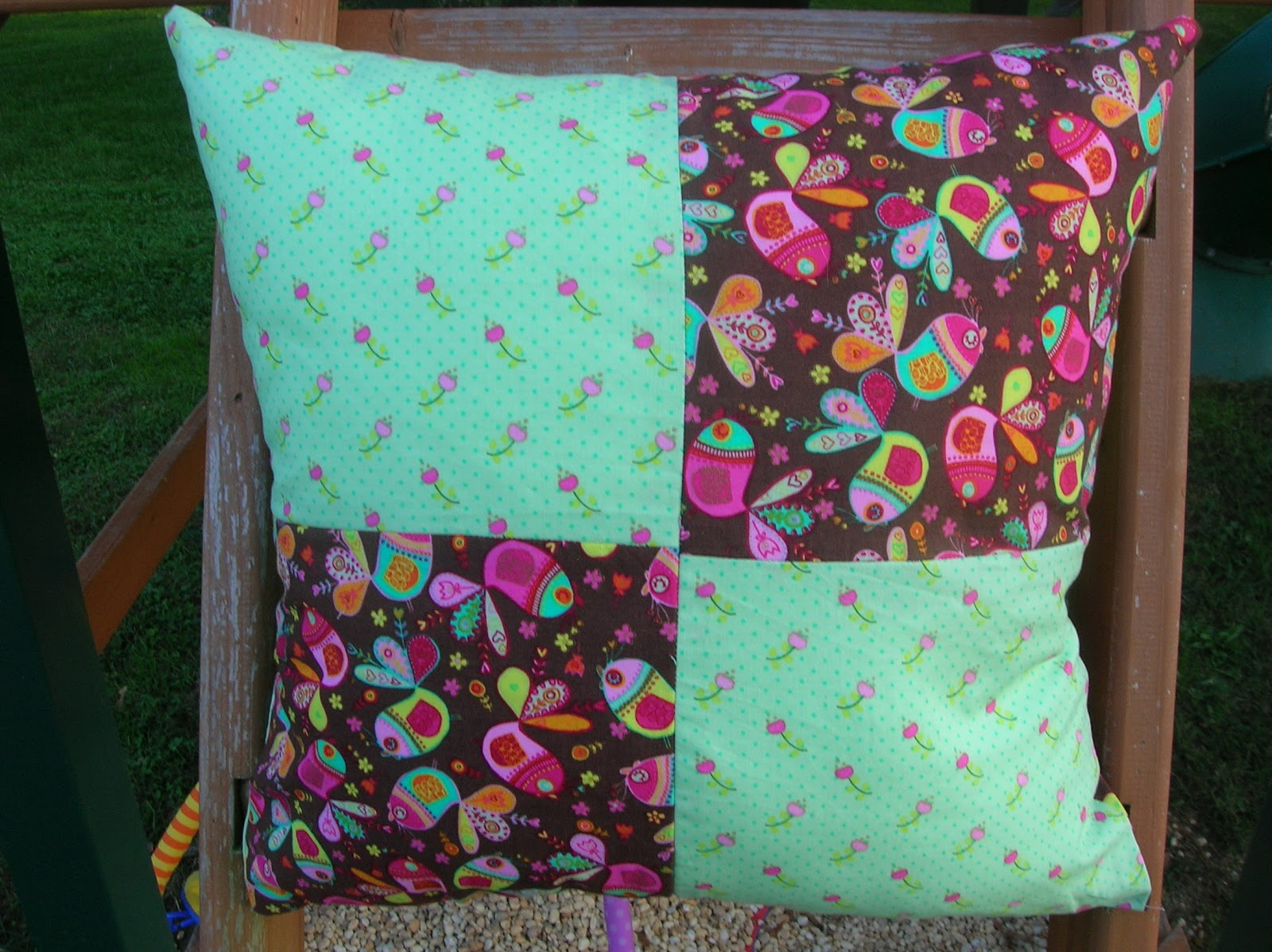 My Creative Mommy Sew Easy Throw Pillow