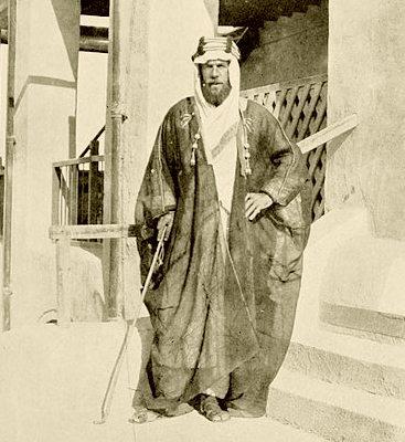 St. John (Jack) Philby in Riyadh