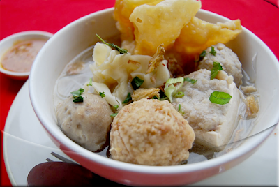 Baso cuanki makanan terkenal khas sunda