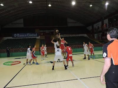 Unión participará del provincial U15 de basquet