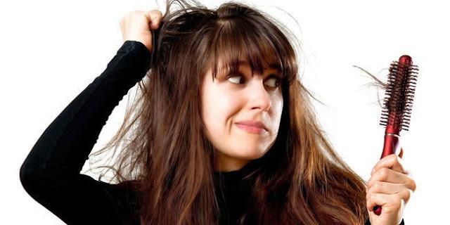 Cara Tradisional Mencegah Rambut Rontok