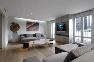 desain interior minimalis modern A