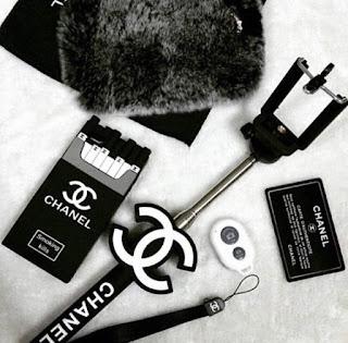 Capa  telemóvel Chanel Case iPhone 6/6 Plus iPhone 5/5S   Chanel, Samsung galaxy s/5