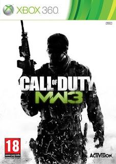 Call of Duty Modern Warfare 3 Xbox360 free download full version
