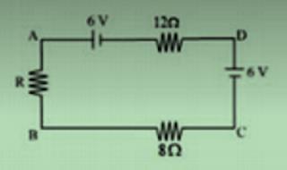 Contoh soal hukum Kirchhoff satu loop