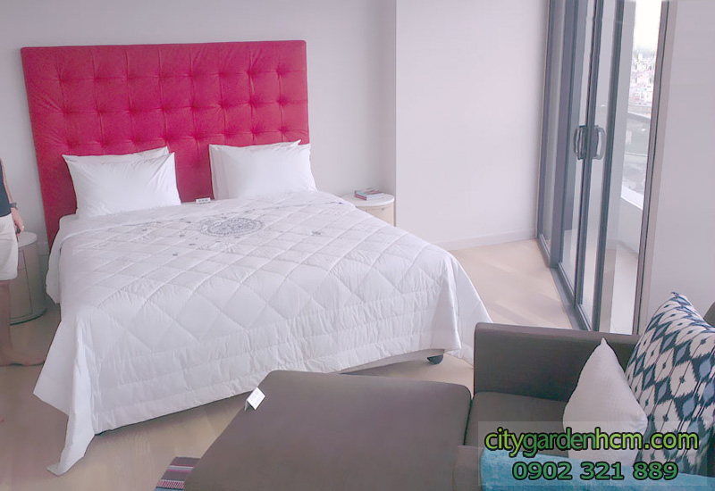 CITY GARDEN căn hộ 3 phòng ngủ cần bán lại giá cực tốt