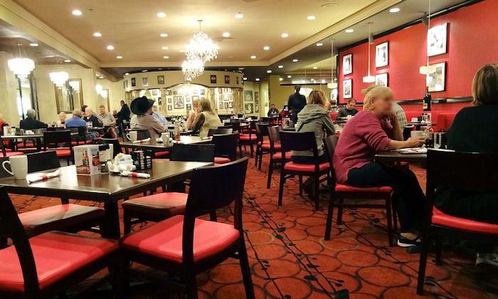 Restaurants Italian Near Me: Left Field Wander: Breakfast Beppo-ing At The Buca