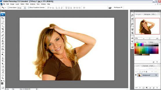 Photoshop CS3 screenshot 3