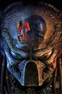 PREDATOR VS. JUDGE DREDD VS. ALIENS #3 and other titles coming out on December 7th