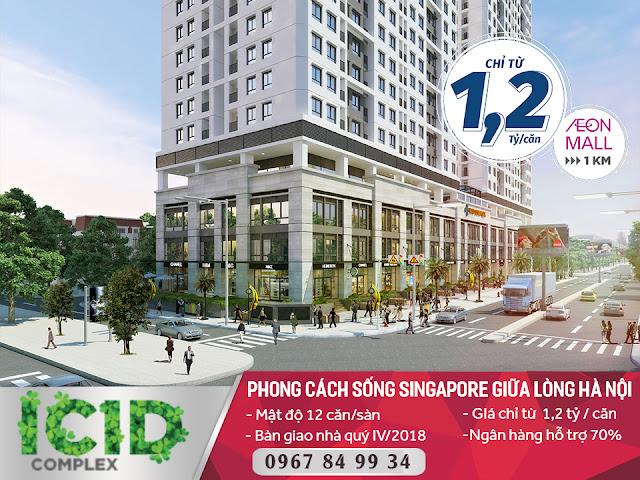 Chung cư ICID Complex Lê Trọng Tấn - CĐT ICID Group