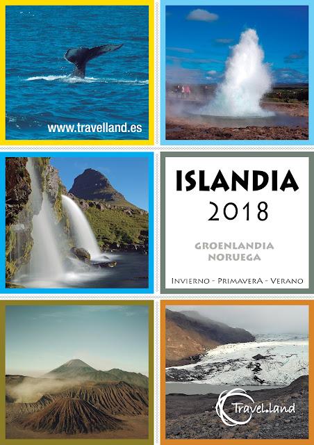 Catálogo Islandia 2018