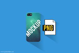 Download Mockup Custom Case File PNG