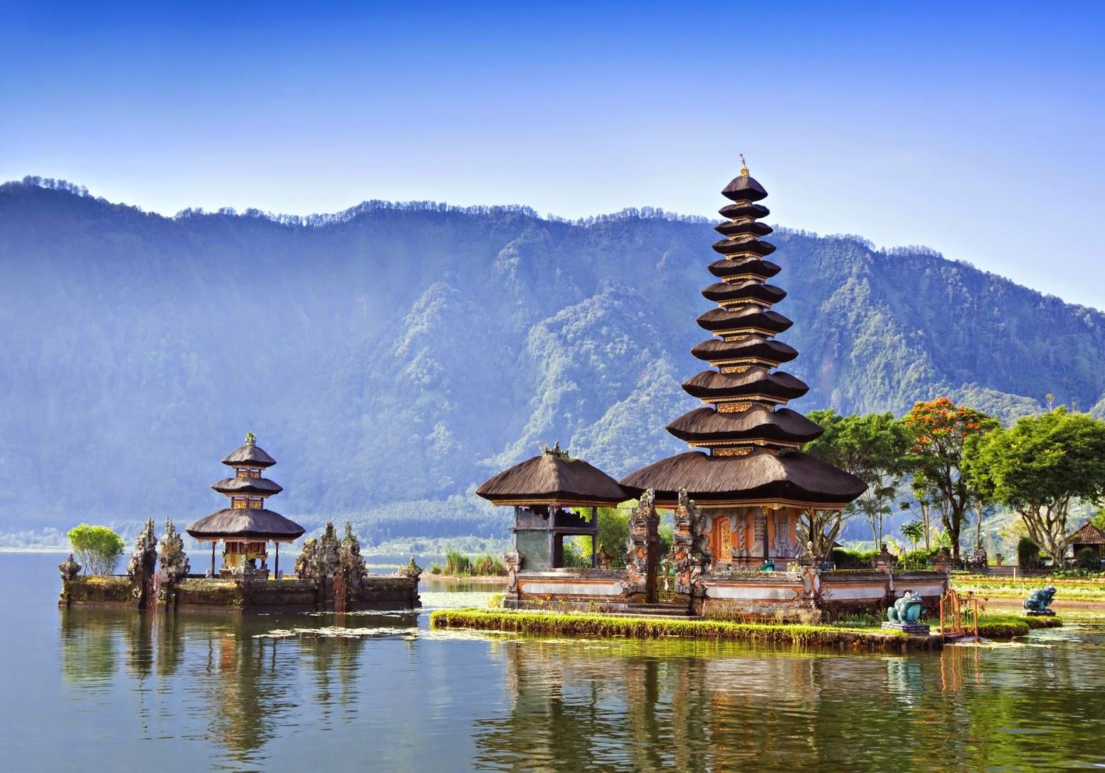Objek Wisata Pulau Dewata Bali Tempat Wisata Indonesia