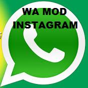 Download Whatsapp Mod Instagram Terbaru Untuk Android