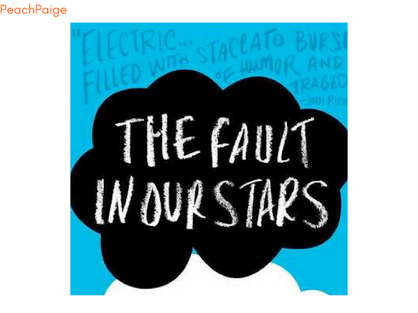 """The Fault in Our Stars"" Book Review"