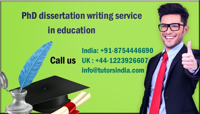 dissertation for phd in education