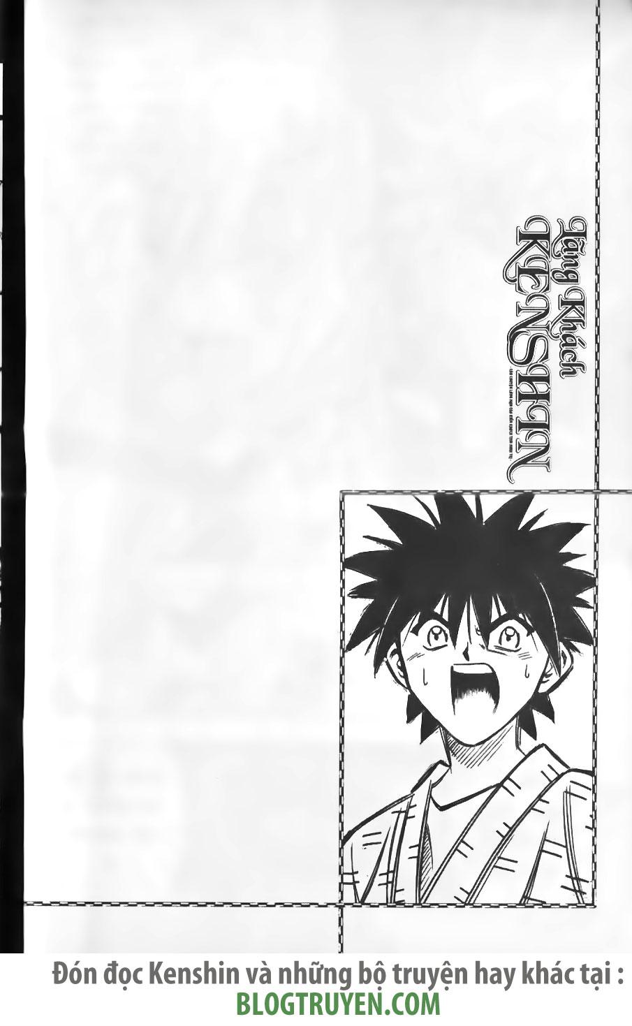 Rurouni Kenshin chap 188 trang 22
