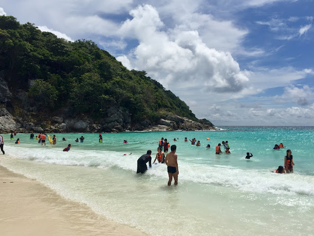 Beach on Racha Island, Phuket, Thailand