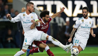 Sergio Ramos threatens with punishment for causing injury to Salah