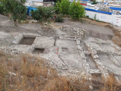Roman general's residence discovered in the Crimea
