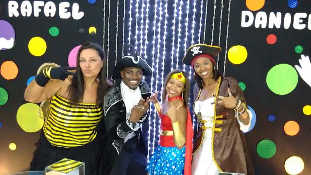 fantasia de abelha